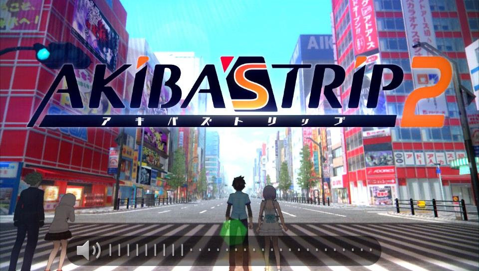 AKIBA'STRIP2(アキバズトリップ2)(PSVita)感想・レビュー