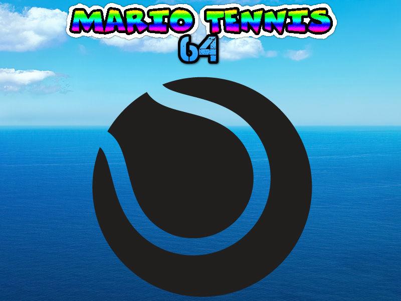 マリオテニス64(N64)感想・レビュー