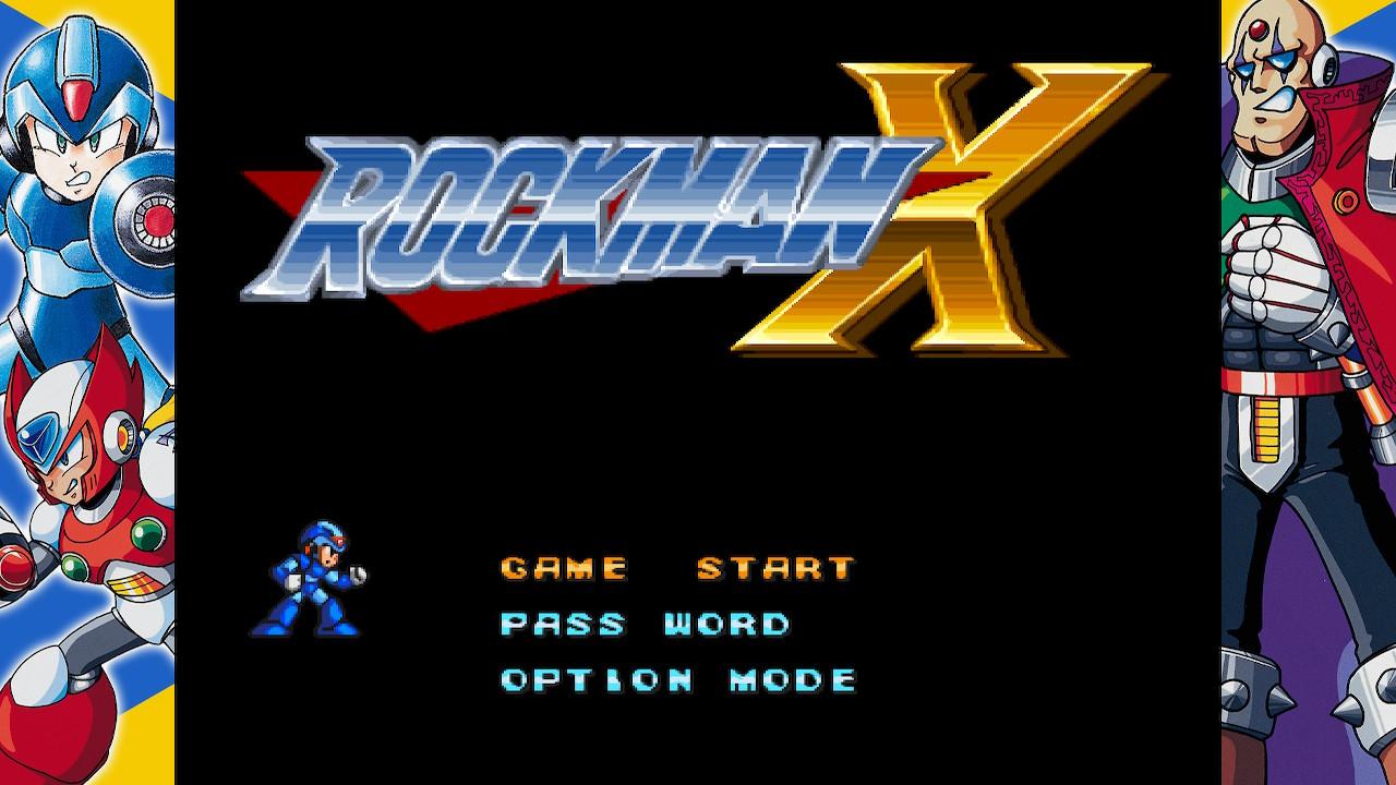 ロックマンX(SFC)感想・レビュー