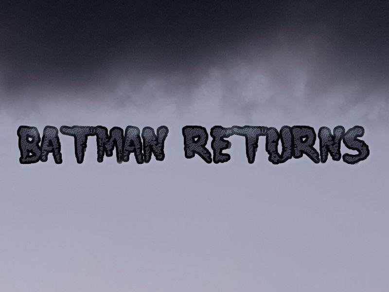 バットマンリターンズ(SFC)感想・レビュー