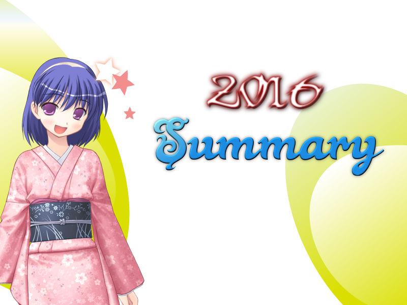 2016年度の当サイト一押しゲームソフト総括