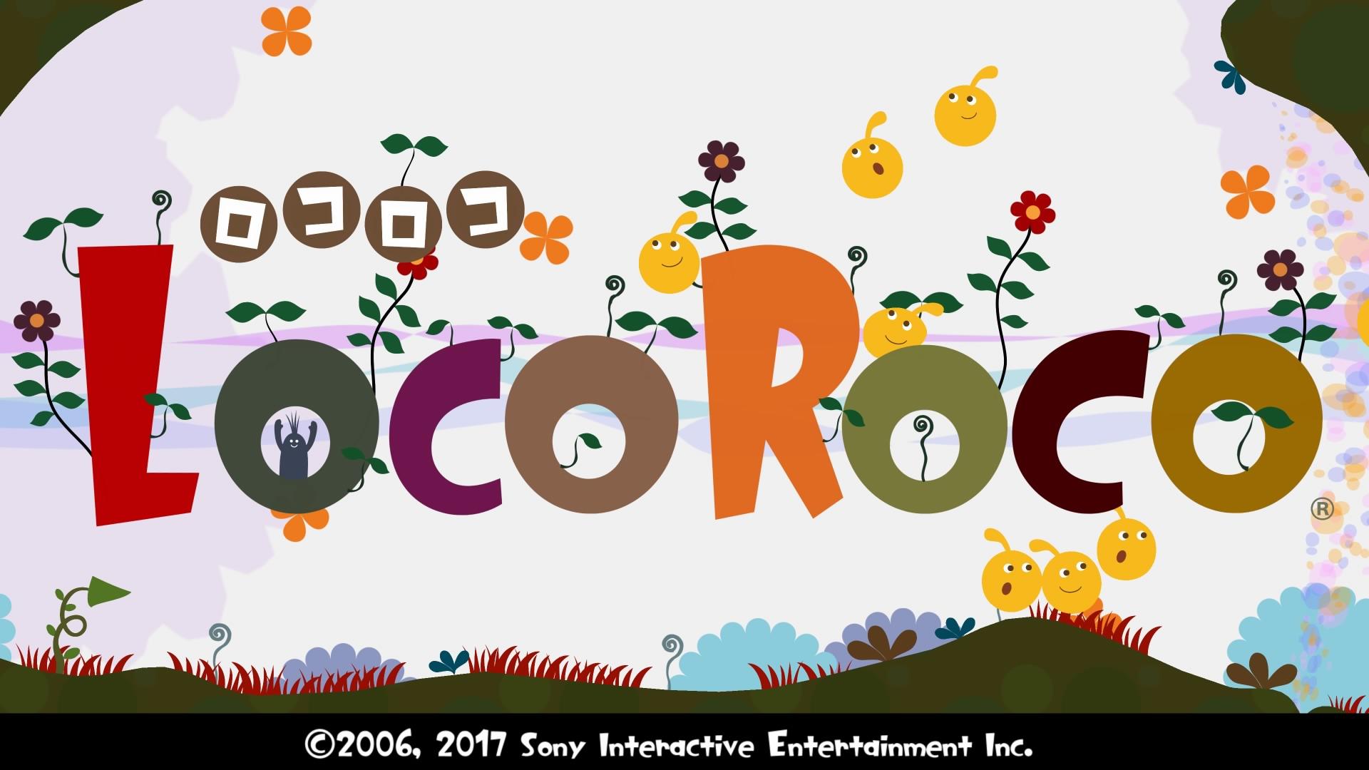 LOCOROCO(PSP)(PS4)感想・レビュー