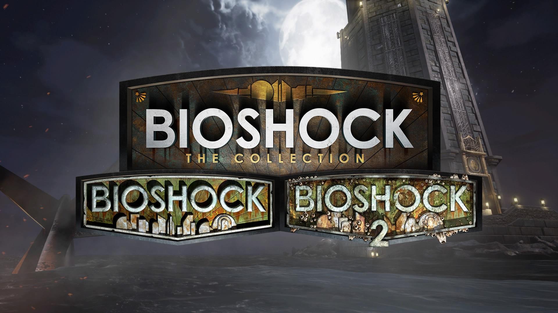 バイオショックコレクション(PS4)感想・レビュー
