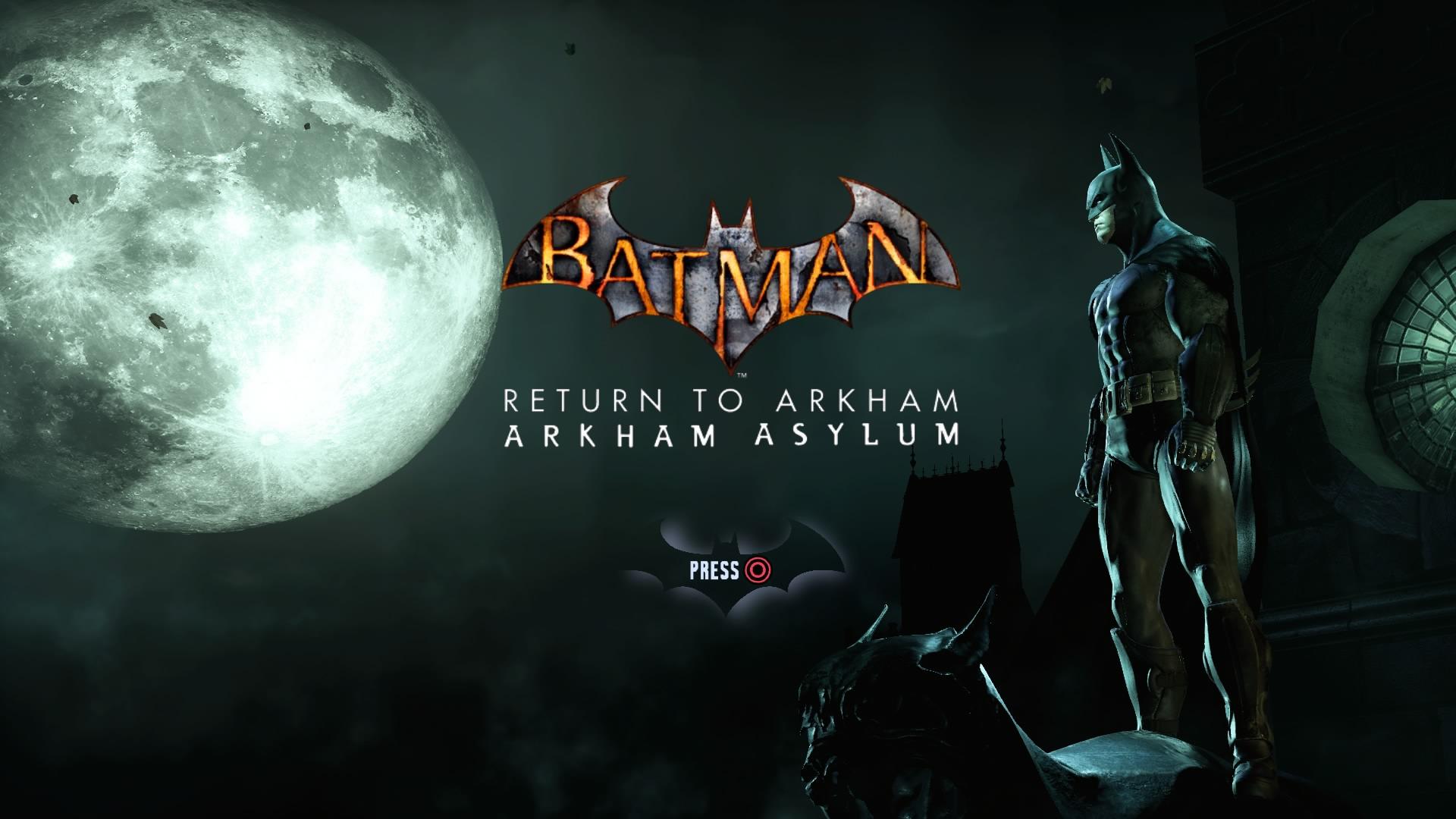 バットマン アーカム・アサイラム(PS4)感想・レビュー