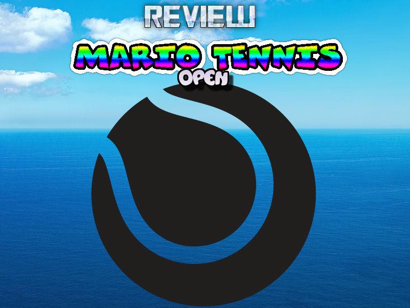 マリオテニスOPEN(3DS)感想・レビュー