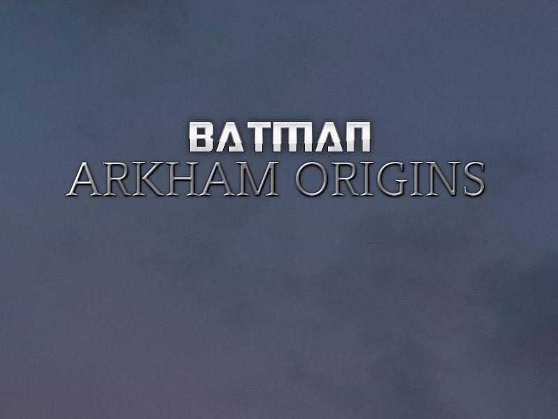 バットマン アーカム・ビギンズ(PS3)感想・レビュー