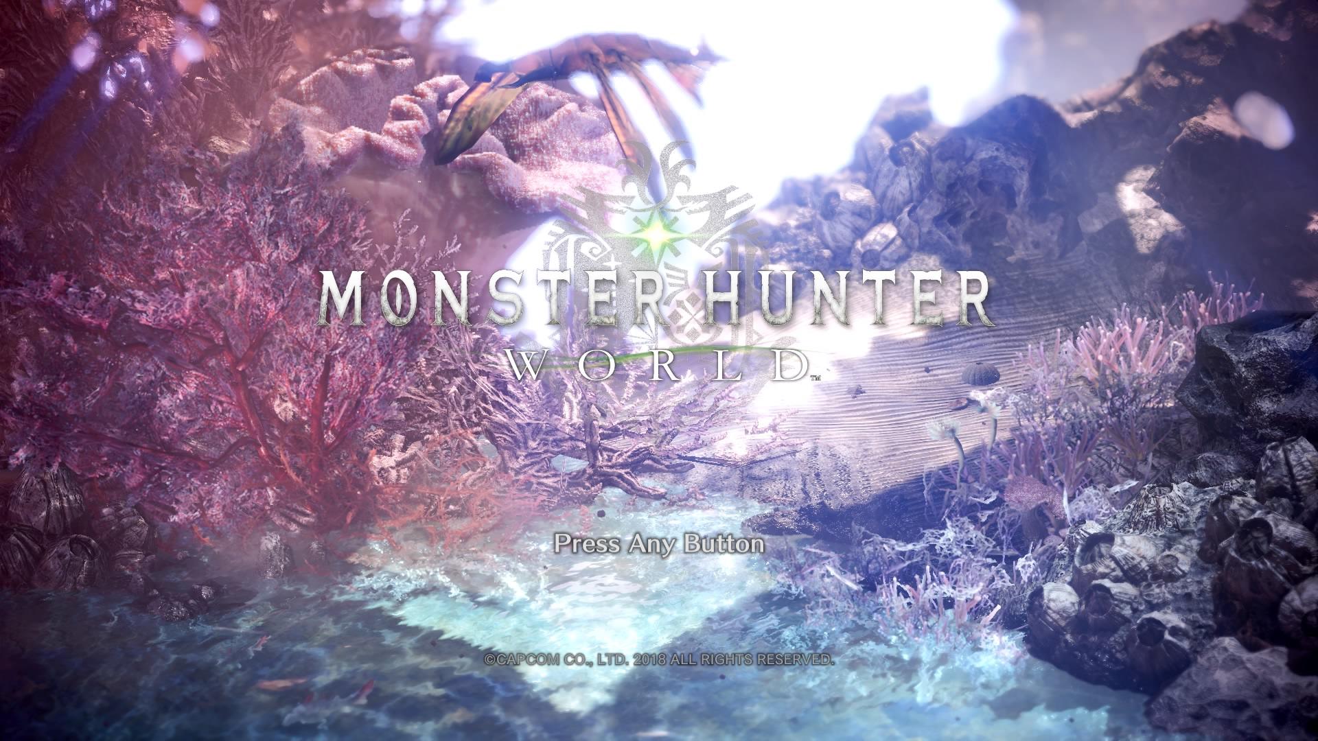モンスターハンターワールド(PS4)感想・レビュー