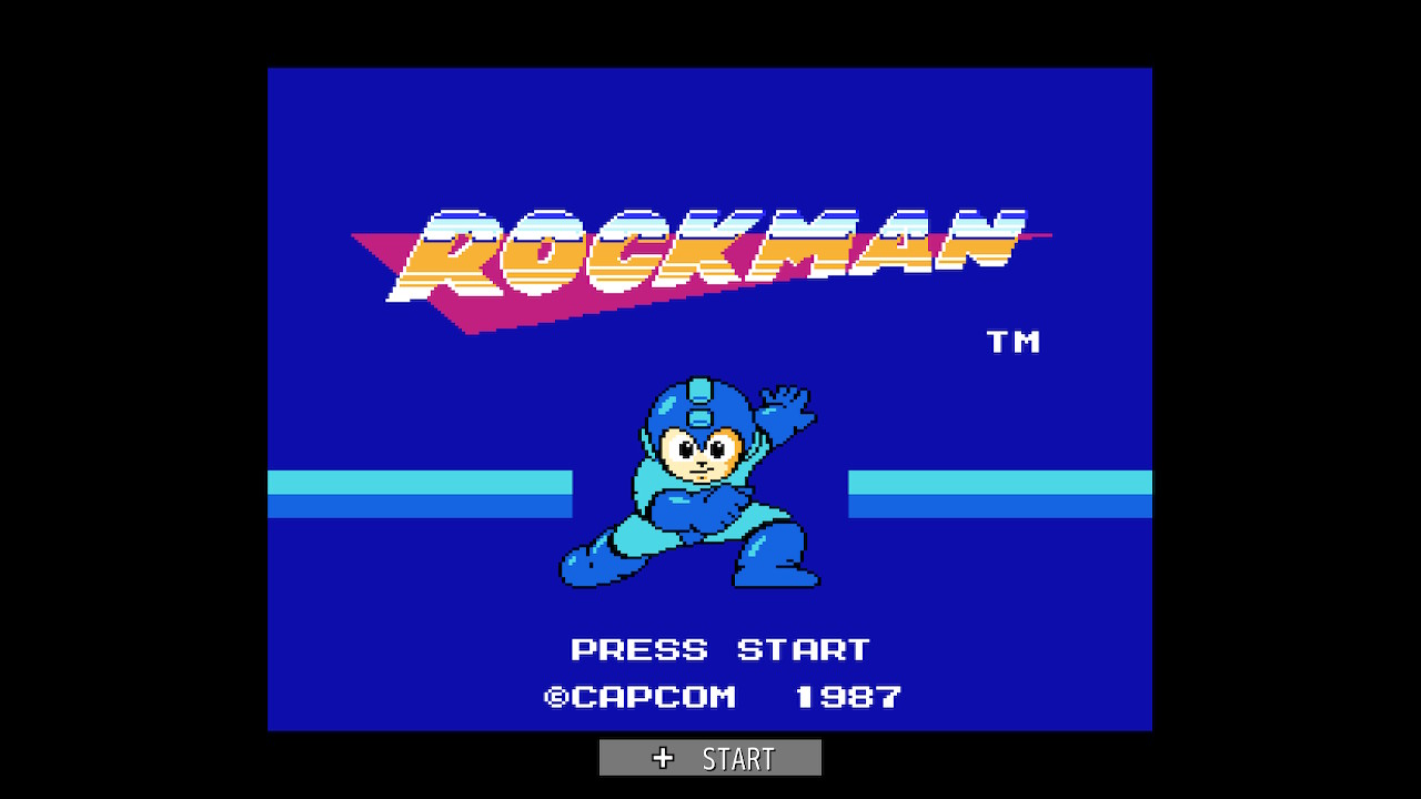 ロックマン(Switch)感想・レビュー