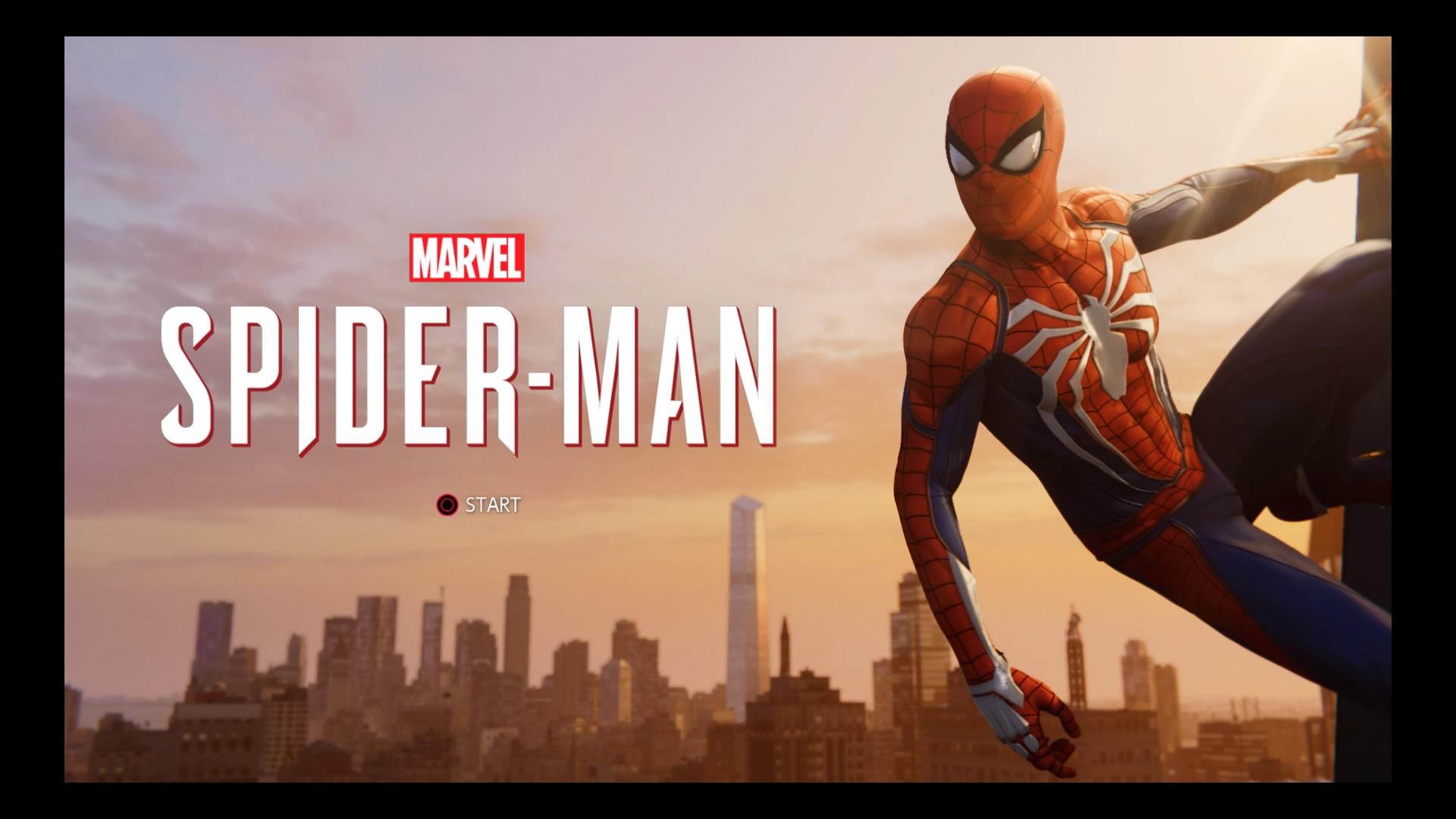 MERVEL's SPIDER-MAN(PS4)感想・レビュー
