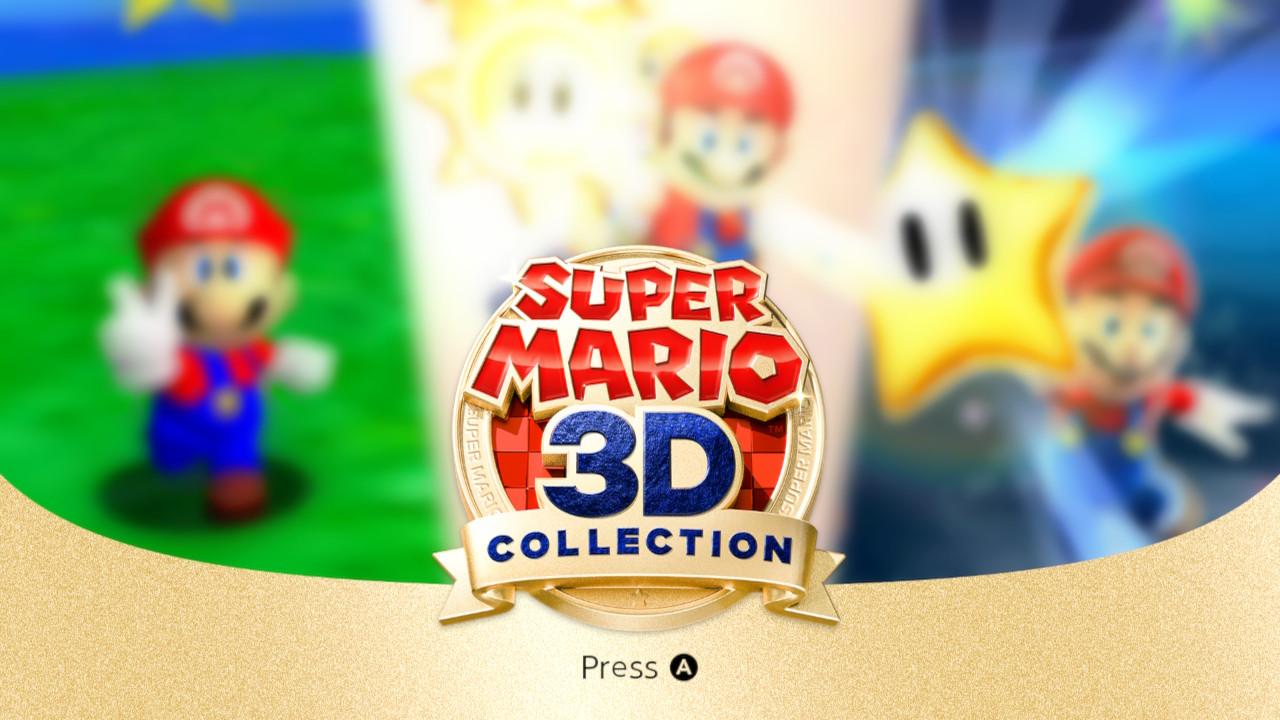 スーパーマリオ3Dコレクション(Switch)感想・レビュー
