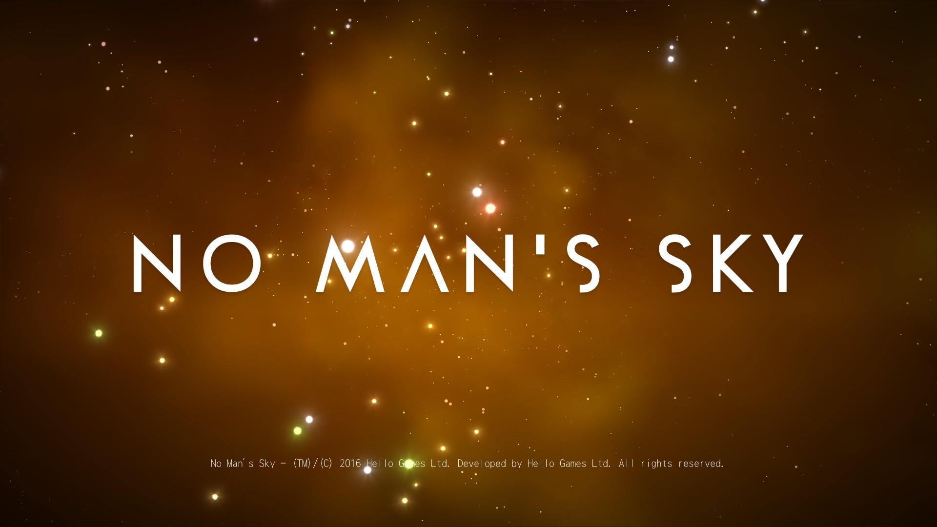 No Man's Sky(PC)感想・レビュー